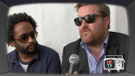 Elbow interview @ Splendour