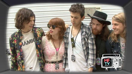 Grouplove interview