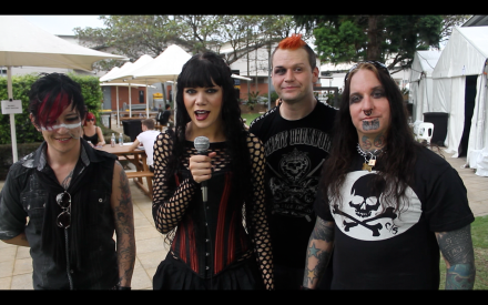 Coal Chamber interview Soundwave